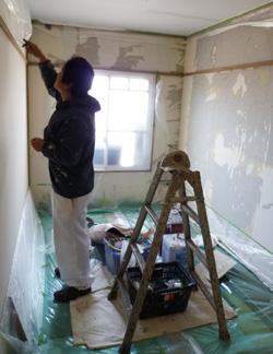 塗装下地処理