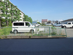駐車場フェンス