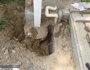 水道管補修